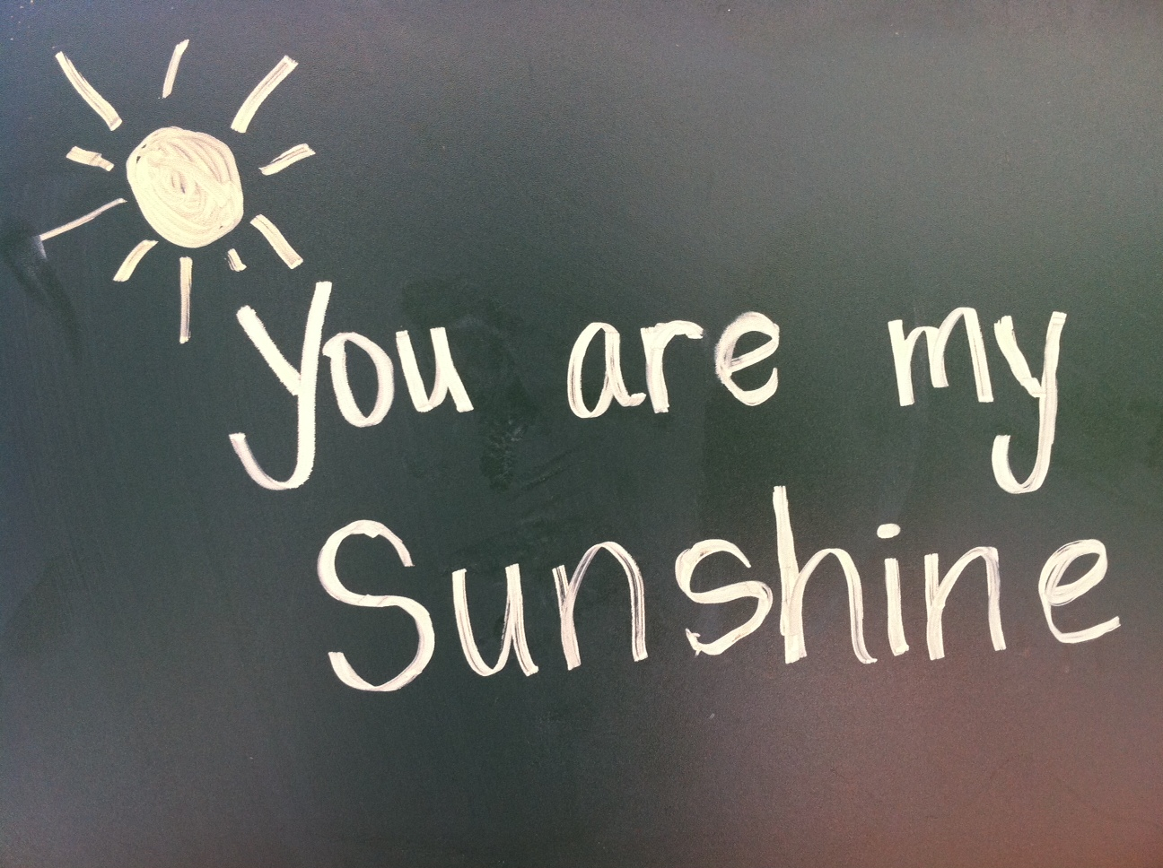 Motivational Quotes For Life Lessons You Are My Sunshine  Lafayette Antiques & Home Decor